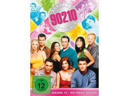 Beverly Hills 90210 Season 10 6 DVDs