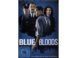 Blue Bloods Staffel 1 6 DVDs