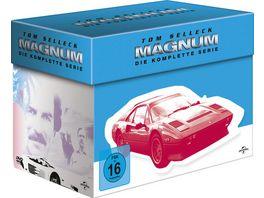 Magnum Die komplette Serie 44 DVDs