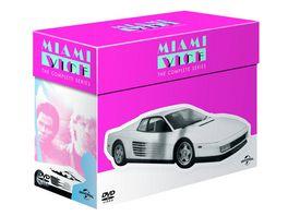 Miami Vice Die komplette Serie 30 DVDs