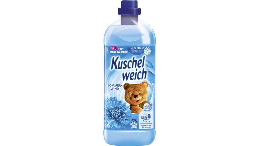 Kuschelweich Sommerwind Weichspüler 33 WL