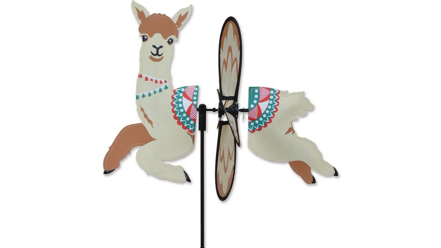 ELLIOT Petite Spinner Alpaca Ø 32 cm, 39 x 29 cm Windspiel 1016192