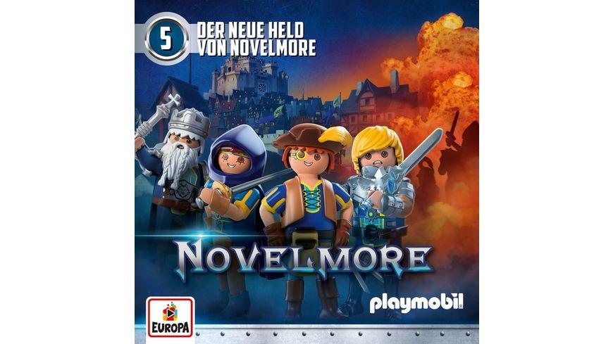005/Novelmore: Der neue Held von Novelmore