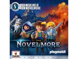 005 Novelmore Der neue Held von Novelmore