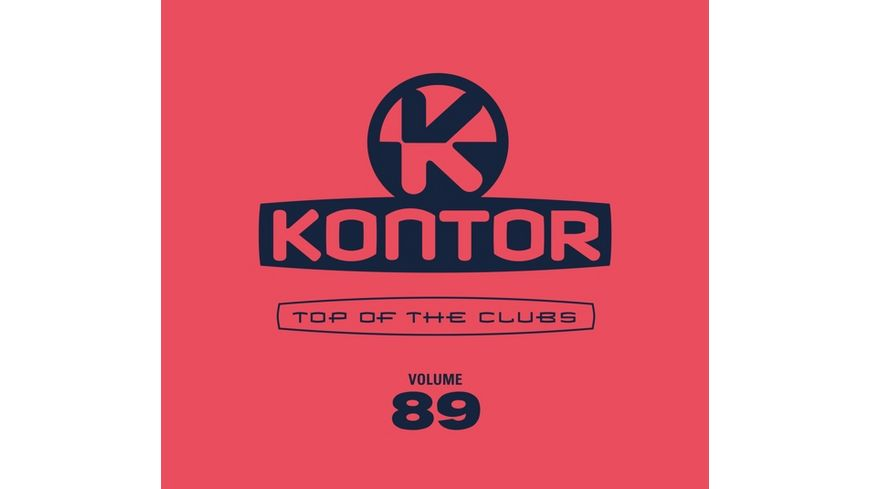 Kontor Top Of The Clubs Vol.89