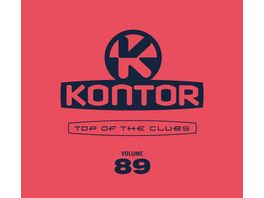 Kontor Top Of The Clubs Vol 89