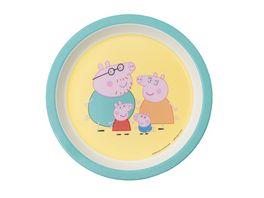 Fantasie4Kids Baby Essteller Peppa Pig Eltern von PETIT JOUR