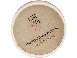 GRN GRUeN Highlighting Powder