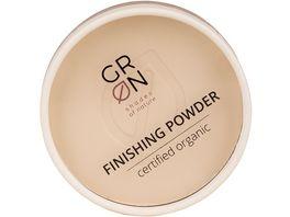 GRN GRUeN Finishing Powder