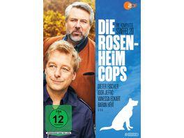 Die Rosenheim Cops Staffel 20 6 DVDs