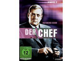 Der Chef Staffel 2 6 DVDs