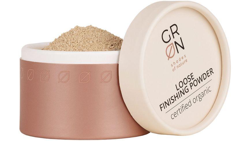 GRN [GRÜN] Loose Finishing Powder