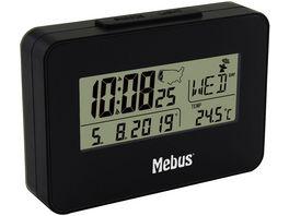 Mebus digitaler Multiband Funkwecker 25652