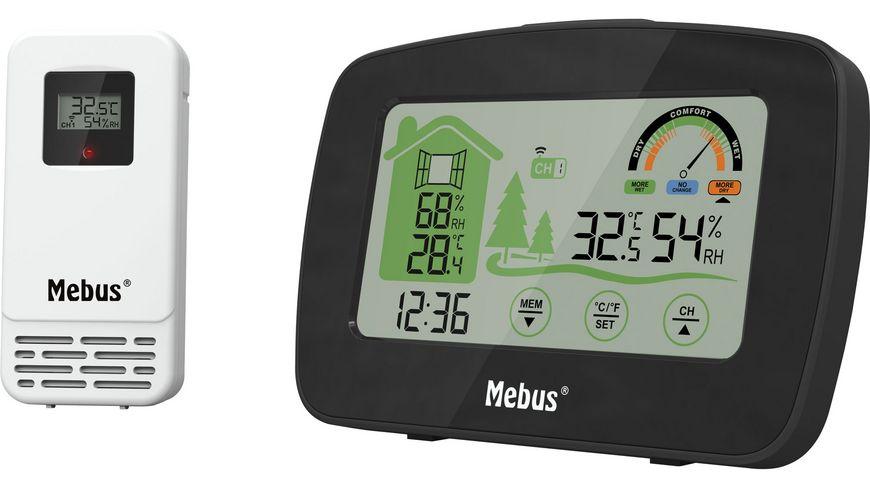 Mebus Funk-Wetterstation 11037