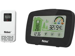 Mebus Funk Wetterstation 11037