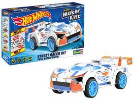 Revell 50310 Hot Wheels Maker Kitz Mach Speeder