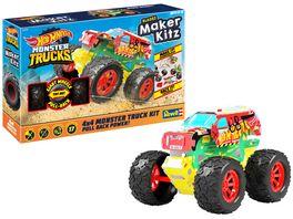 Revell 50316 Hot Wheels Maker Kitz Demo Derby