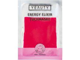YEAUTY Energy Elixir Tuchmaske