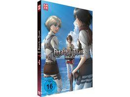 Attack on Titan 3 Staffel DVD Vol 4