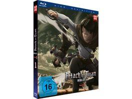 Attack on Titan 3 Staffel Blu ray Vol 1