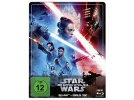 Star Wars Der Aufstieg Skywalkers Steelbook Edition