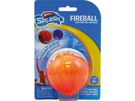 Wham O Splash FIREBALL mit Glibbereffekt und integriertem Schwammball 81170