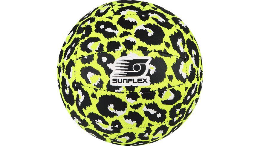sunflex BEACH- UND FUNBALL NEOREMIX ANIMAL Gr. 3 aus Jerseyprene Lite 74437