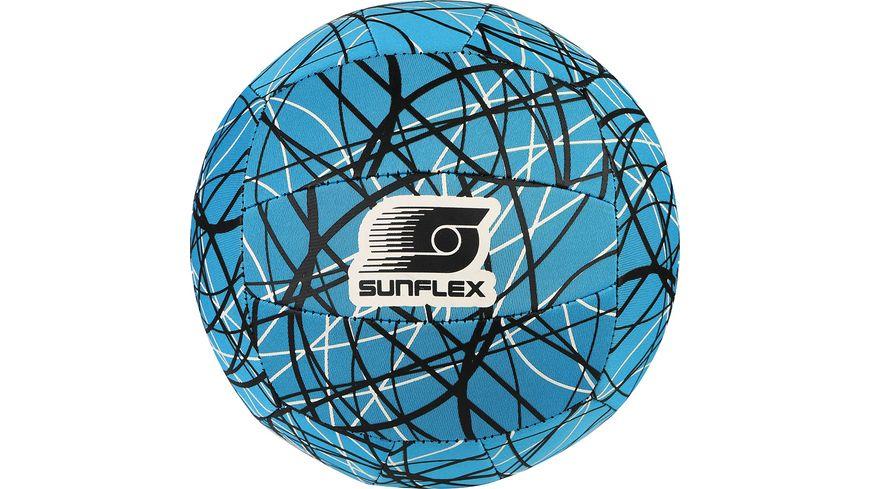 sunflex BEACH- UND FUNBALL NEOREMIX CIRCLE Gr. 5 aus Jerseyprene Lite 74441