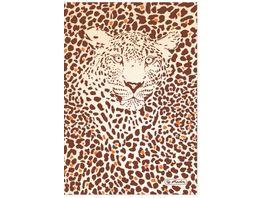 herlitz Boutiquebuch A5 96 Blatt Animal Print Motive sortiert