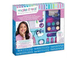 Make it real Kosmetik Set to go perfekt fuer unterwegs 2902463