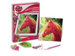 Sentosphere Strassstein Bild Pferd 3902024