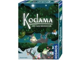 KOSMOS Kodama Die Baumgeister Spiel