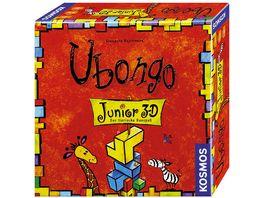 KOSMOS UBONGO Junior 3 D Der tierische Bauspass Spiel