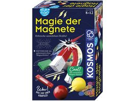 KOSMOS Fun Science Magie der Magnete Experimentierkasten
