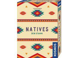 KOSMOS Natives Dein Stamm Spiel