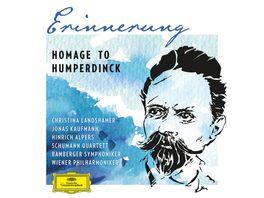 Erinnerung Homage To Humperdinck
