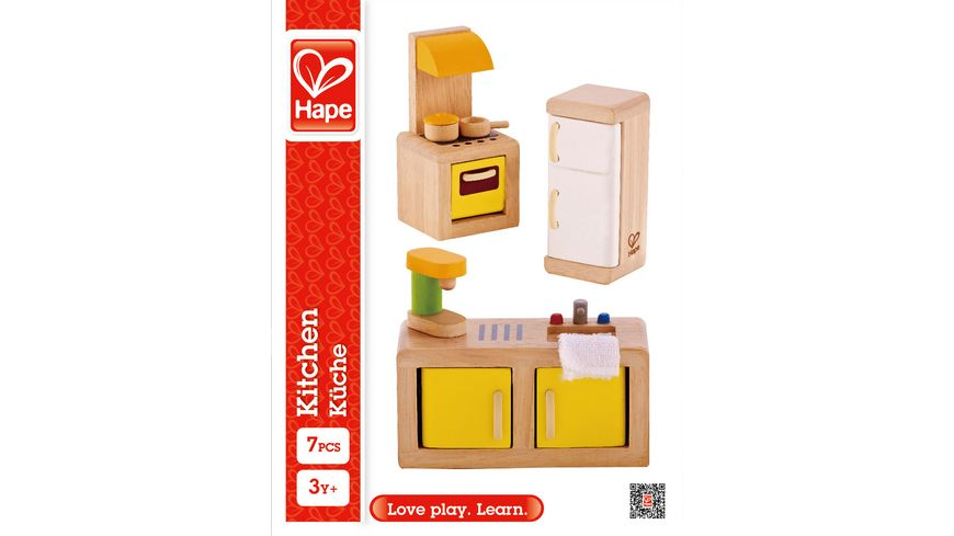 Hape Küche E3453