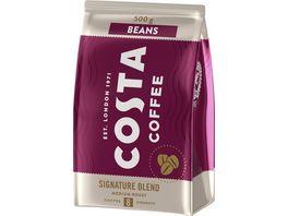 Costa Coffee Signature Blend Medium Roast Ganze Bohne