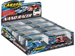 Carson Nano Racer 8er Display 4 fach sortiert 500709020DIS