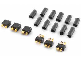 Carson T Plug Stecker Buchsen 3 Paare 500906003