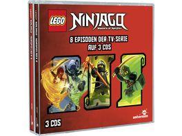 LEGO Ninjago Hoerspielbox 6
