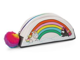 NICI Regenbogenmaeppchen Rainbow Yin Rainbow Yang im