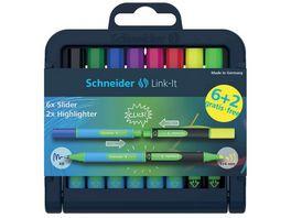 Schneider Link It Slider Highlighter 6 2
