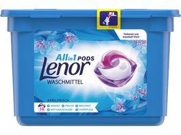 Lenor Vollwaschmittel All in 1 Pods Aprilfrisch 25 1g 38WL