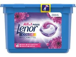 Lenor All in 1 PODS Color Amethyst Bluetentraum