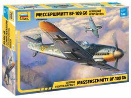 Zvezda 1 48 Messerschmitt Bf 109 G6 500784816