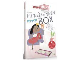 miniLUeK Sets miniLUeK Set Kasten Uebungsheft e Vorschule 1 Klasse Mathematik Deutsch Prinz essinn en Set