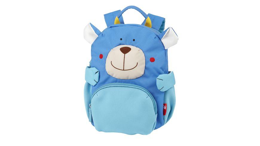 sigikid Mini Bärrucksack blau, Bags 24918