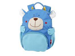 sigikid Mini Baerrucksack blau Bags 24918