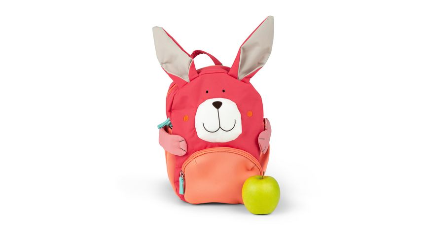sigikid Mini Haserucksack pink, Bags 24921